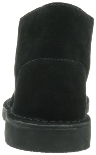 Clarks Narrative Bushacre 2 Hombre US 8 Negro Bota de Chukka UK 7