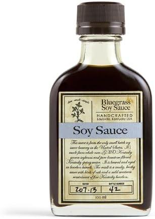 Bluegrass Soy Sauce --- 100 ml