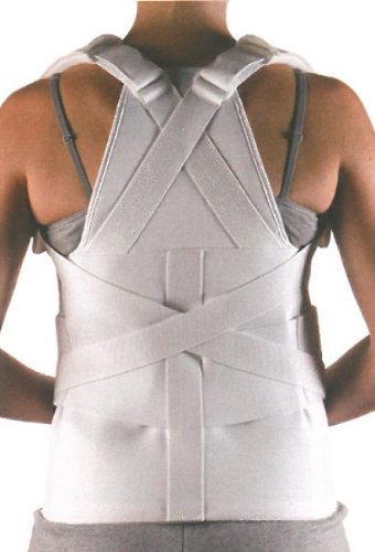 Corflex THORACOLUMBAR (T.L.S.O.) ORTHOSIS Small 24-30'' by Corflex