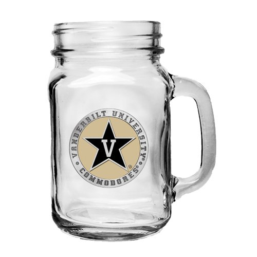 Vanderbilt Glassware - MLaHart University-Branded