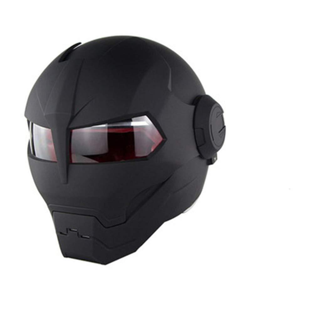 オートバイヘルメット オフロードオートバイレーシングヘルメット フルフェイスダンピング 耐久性 モータースポーツヘルメット 多色選択 快適 B07QXS17K4 Large|カラー1 カラー1 Large