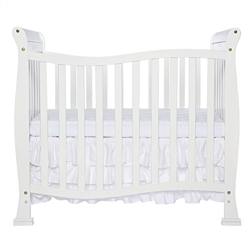 Pine Twin Size Daybed - Dream On Me Violet Mini Crib