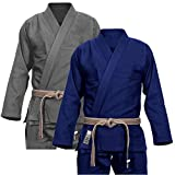 #4: Estek Sports Jiu Jitsu Gi Brazillian BJJ Kimono Karate Suit Mixed Martial Arts