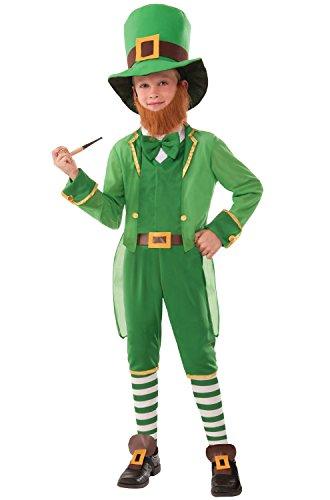 Forum Novelties Little Leprechaun Costume, (Boys Leprechaun Costume)