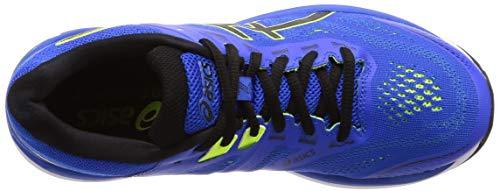 Multicolore black Running 2000 illusion 401 De Compétition Chaussures Gt Homme 7 Blue Asics wX1cP78qS