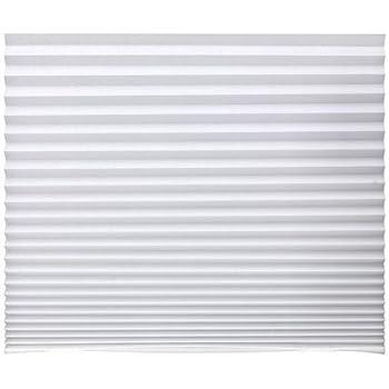 Amazon Com Ikea Schottis Pleated Shade 202 422 82 White