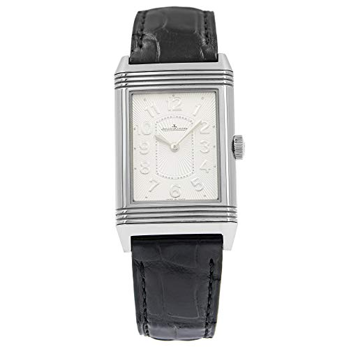 (Jaeger LeCoultre Grande Reverso Quartz Male Watch Q3208422 (Certified Pre-Owned))