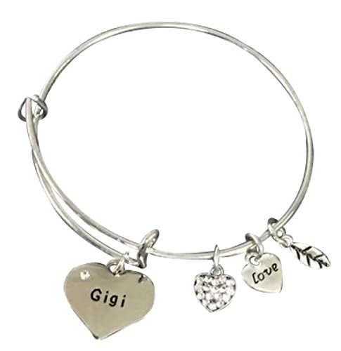 GIGI Bracelet, GIGI Jewelry, Grandma Jewelry Makes Great Grandma Gifts
