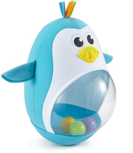 Fisher Price Toddler Pull Toy - Fisher-Price Go Baby Go! Bat & Wobble Penguin