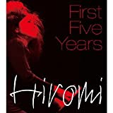 First Five Years by Hiromi Uehara (2013-11-20)