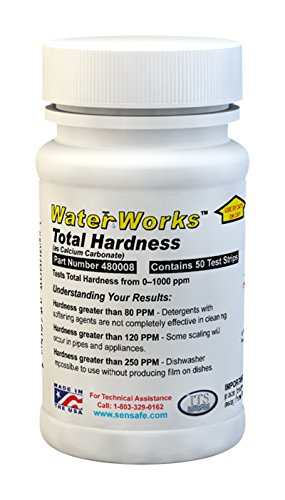 Industrial Test Systems 480008 WaterWorks Total Hardness Test by Industrial Test Systems, Inc