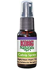 KONG - Naturals Catnip Spray for Cats - 1 Fluid Ounce