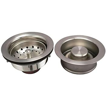 Keeney K5475dsbn Sink Strainer And Garbage Disposal Flange