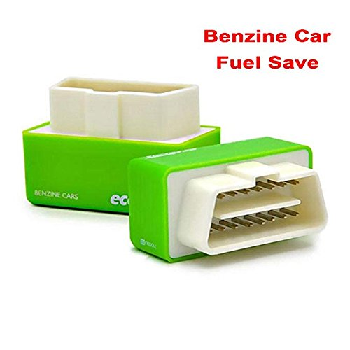 and Drive EcoOBD2 Benzine Chip Tuning Box Function Reducing Fuel Consumption for Economy and Lower Emission ()