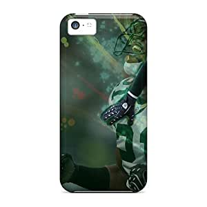 LJF phone case Extreme Impact Protector JfLmtSr2689WWEdv Case Cover For Iphone 5c