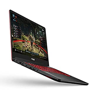 "ASUS TUF Gaming Laptop, 17.3"" Full HD IPS Type, AMD Ryzen 5 3550H CPU, AMD Radeon RX560X, 8GB DDR4, 512GB PCIe SSD, Gigabit Wi-Fi 5, Windows 10 Home - FX705DY-EH53 (B07YZ1CM55) 