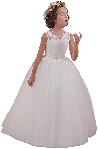 ABaowedding Flower First Communion Dresses