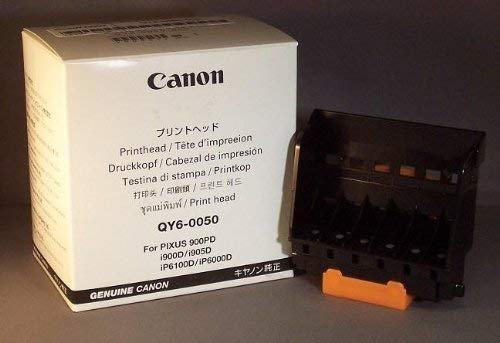 Genuine Canon Printhead Qy6-0050 for Pixus 900pd I900d/i905d Ip6100d/ip6000d ()