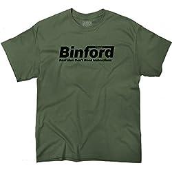 Binford Home Improvement Tim Allen Toolman TV Show Novelty T-Shirt Tee