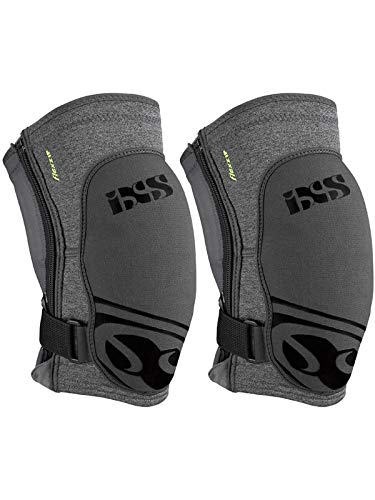 IXS Flow Zip Knee Guard One Color, M from IXS