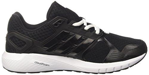 Adidas Duramo Mannen 8 Loopschoenen Zwart (kern Zwart / Wit Ftwr / Ftwr Wit)