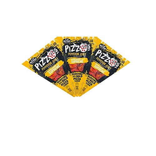 (Pizzo's Pizza Style Pepperoni Jerky,