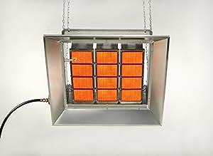 Sunstar SG10 100K BTU Infrared Radiant LP Gas Heater