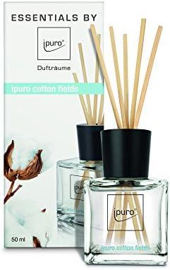 ipuro ESSENTIALS Raumduft cotton fields (1 x 50 ml)