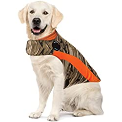 Thundershirt Polo Dog Anxiety Jacket (X-Large, Camo)