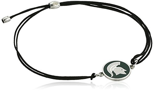 Alex and Ani Kindred Cord, Michigan State University, Sterling Silver Bracelet