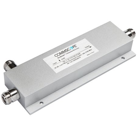 CommScope 555-2700 Low PIM 20db Directional Coupler. DIN Fem