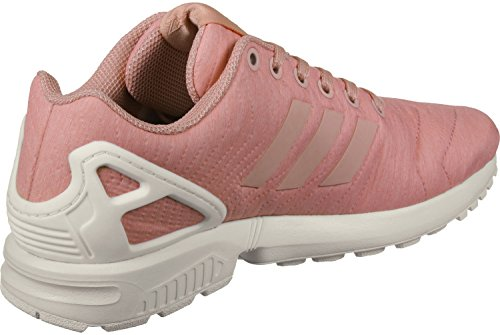 Baskets Casbla Adidas Basses Femme Rose Multicolore Flux Zx W rostra Rostra qArvtA