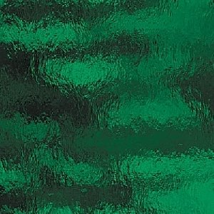 Spectrum Dark Green Cathedral Rough Rolled Stained Glass Sheet 8 X 12 .67sf