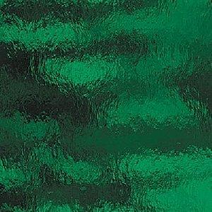 Spectrum Dark Green Cathedral Rough Rolled Stained Glass Sheet - 8 X 12 (.67sf) Spectrum Stained Glass