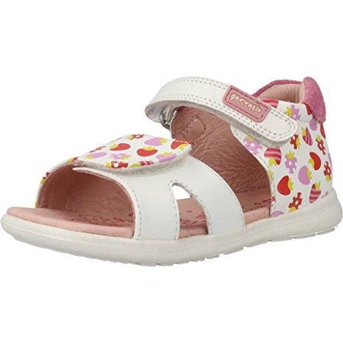 Sandalias y chanclas para ni�a, color Blanco , marca GARVALIN, modelo Sandalias Y Chanclas Para Ni�a GARVALIN U420 PTB Blanco Blanco
