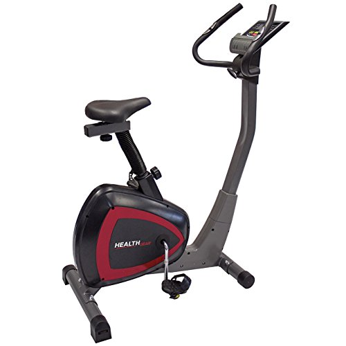 Health Gear UB500 Programmable Magnetic Resistance Health Club Style Exercise Bike Extreme Products Group