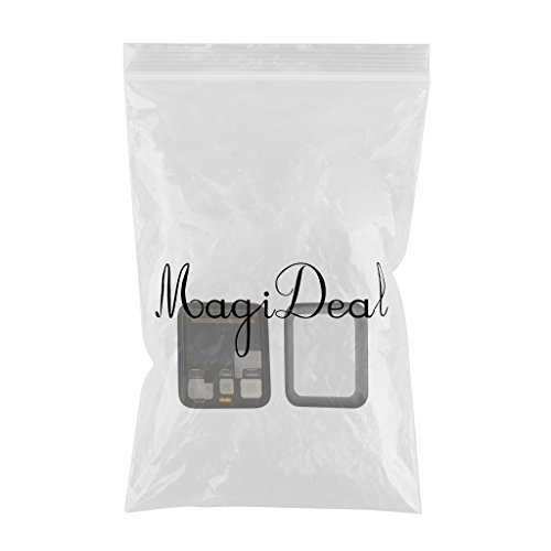 MagiDeal For Apple Watch (2nd Gen) Repair Kit 42mm LCD Screen Display Digitizer Assembly + Full Tempered Glass Screen Protector Film by MagiDeal (Image #2)