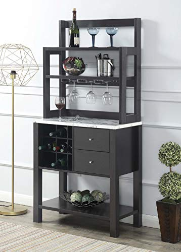 wine and bar cabinet furniture - 7