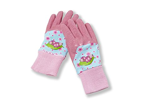Melissa & Doug Dixie and Trixie Ladybug Good Gripping Gardening Gloves