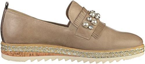 Womens Taupe 24718 Tozzi Loafers 2 Marco 20 6PBIBq