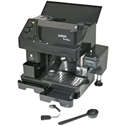 Briel EG82CAB Portofino Combination Pump Espresso Machine with Built-In Burr Grinder