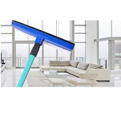 MAZIMARK--Hot Sale Lengthened Window Squeegee Cleaner Brush Shower Car Wiper Sponge US