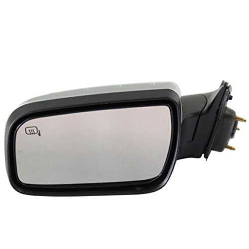 TAURUS / SABLE 08-09 Rear View Mirror LH, Power, Heated, w/Puddle Lamp, w/ Memory, w/Chrome Cover Left Driver Side ()