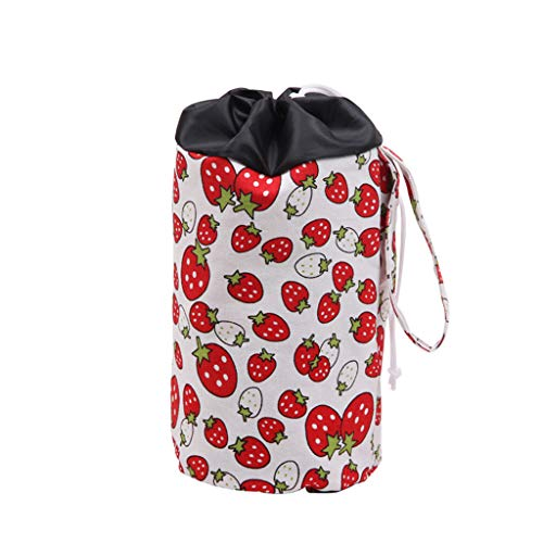 Drawstring Closure Toy Storage Bag,Zhaowei Large Capacity Storage Bag Toys Storage Space Saving Prevent Goods Slide Away,S/M/L (A1, S) (A1 Polyester)