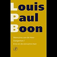 Memoires van de Heer Daegeman ; Eros en de eenzame man (Verzameld werk L.P. Boon Book 18)