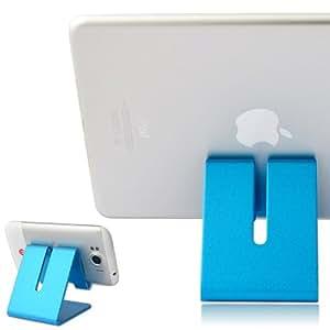 First2savvv blue hard Steel stand desktop dock docking station for ASUS Fonepad