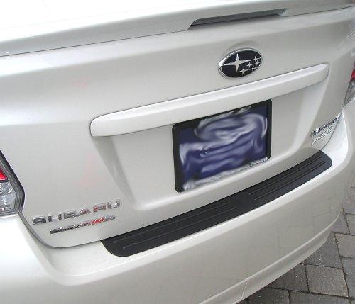 Rear Bumper Protector Fits 2012 - 2013 Subaru Impreza Sedan/Sport Wagon Subaru Impreza Sports Wagon