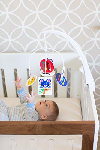 J L Childress Crib Mobile Attachment Clamp 18 Inch Easy