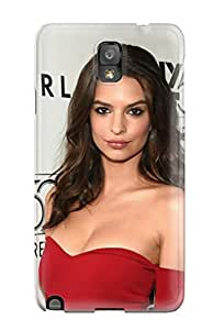 Best 9522281K80192451 Fashionable Style Case Cover Skin For Galaxy Note 3- Emily Ratajkowski