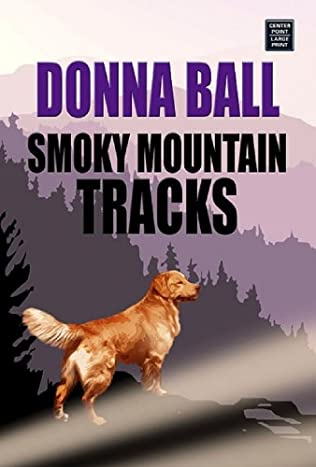 book cover of Smoky Mountain Tracks